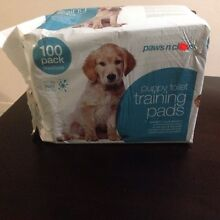 Puppy toilet training pads - 100 pack minus a couple Embleton Bayswater Area Preview