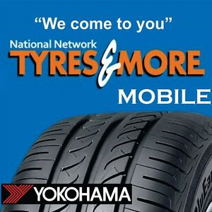 Yokohama BluEarth Tyres Fitted Mobile Tyre Service Perth Perth City Area Preview