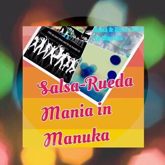 Salsa Rueda Tango Infusion, Manuka, Wed,730pm