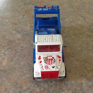 Vintage 80's MADE IN FRANCE - Majorette Star oil truck Berwick Casey Area Preview