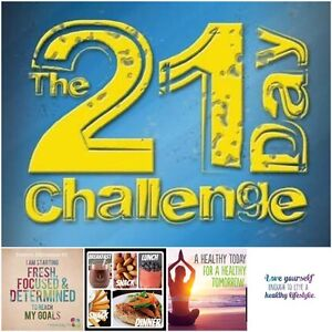 21 day weight loss challenge Canning Vale Canning Area Preview
