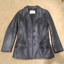 Woman's Real Leather Jacket Beaumaris Bayside Area Preview