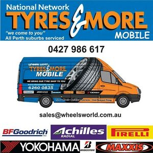 Tyres & More Mobile Tyre Service Perth Region Preview