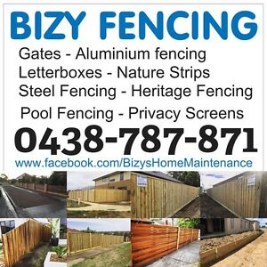 Fencing,gates,privacy screens,retaining wall, pool fencing Gnarwarre Surf Coast Preview