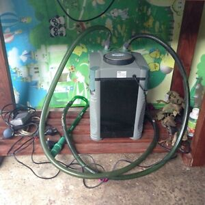 two canister filters for aquarium Arncliffe Rockdale Area Preview