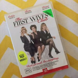 First Wives Club DVD Jerrabomberra Queanbeyan Area Preview