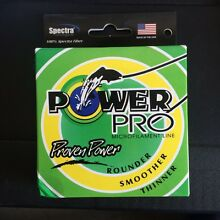 Power Pro Braid Fishing Reed 30lb 300YDS Aberglasslyn Maitland Area Preview