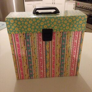 Scrapbook Paper Storage. Mardi Wyong Area Preview