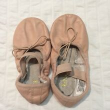 BLOCH girls leather ballet slippers size Warners Bay Lake Macquarie Area Preview