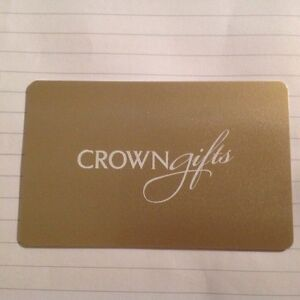 A CROWN GIFT CARD 12.5% OFF FOR SALE Greenwood Joondalup Area Preview