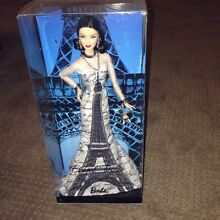 Eiffel Tower collector barbie T3770 & T3771 Stirling Stirling Area Preview