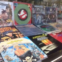 Buy/Sell/Trade vinyl records, CDs, DVDs, comics, books Greenslopes Brisbane South West Preview