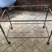 Guinea pig cage on stand with metal stand and built in shelf Canning Vale Canning Area Preview