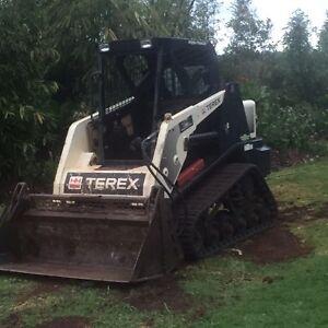 Bobcat excavator tipper hire Toogoolawah Somerset Area Preview