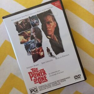 The Power of One - DVD - New in packaging Jerrabomberra Queanbeyan Area Preview