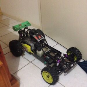 2 stroke petrol run buggy St Helens Park Campbelltown Area Preview
