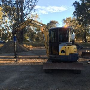 Excavator and Tipper hire Logan Village Logan Area Preview