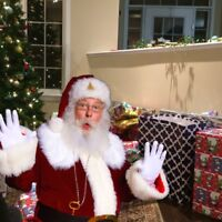 Looking to hire Santa Clause for a charity event