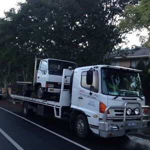 Pacific cheap tilt tray tow truck towing service East Brisbane Brisbane South East Preview