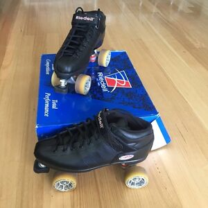 As New Riedell size 11 Roller skates Christies Beach Morphett Vale Area Preview