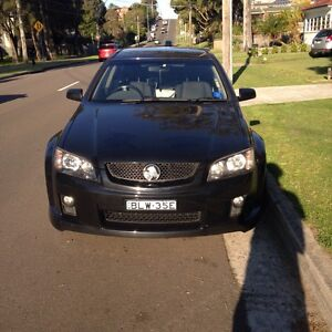 2009.5 VE SV6 BLACK COMMODORE WAGON Narrabeen Manly Area Preview