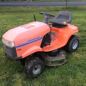HUSQVARNA RIDE ON LAWN MOWER Old Beach Brighton Area Preview