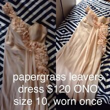 Leavers dress worn once size 10! NOW ONLY $80 for today Sorell Sorell Area Preview