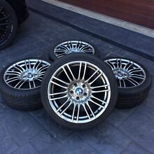 Bmw e46 wheels 235/40/18 Liverpool Liverpool Area Preview