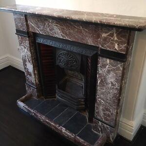 Fire place Cast Iron Paddington Eastern Suburbs Preview