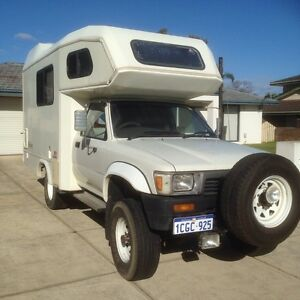 4x4 Hilux Motorhome Booragoon Melville Area Preview