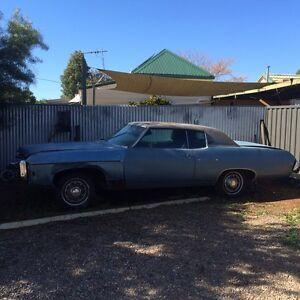 69 Impala 2 door project Lamington Kalgoorlie Area Preview