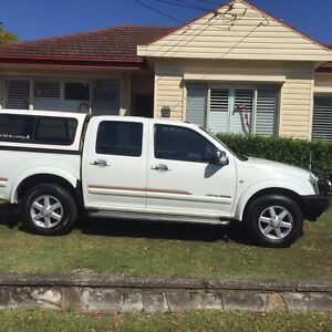 Holden Rodeo 03 dual cab Sylvania Sutherland Area Preview
