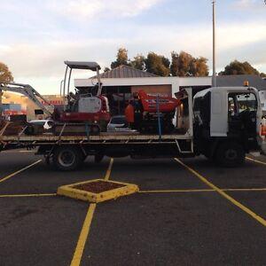 Tilt Tray truck Miranda Sutherland Area Preview