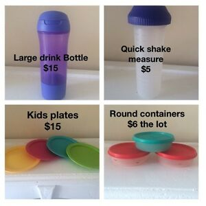 Assorted Tupperware Robina Gold Coast South Preview
