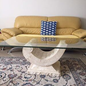 Large Coffee Table/ side Coffee table/ Console/ Vase Stand Mount Lewis Bankstown Area Preview