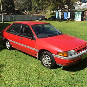 92 Ford Laser Speers Point Lake Macquarie Area Preview