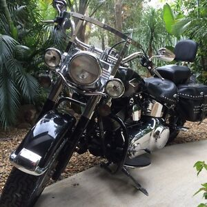 Harley Davidson Heritage Softail Classic Boonah Ipswich South Preview