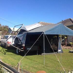 2013 Australian Made Off Road Camper Trailer with Boat Rack Dromana Mornington Peninsula Preview