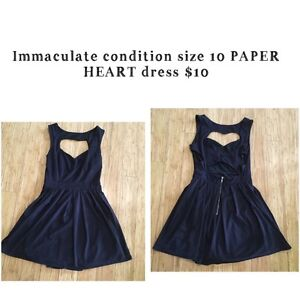 Immaculate condition size 10 PAPER HEARTS dress Upper Coomera Gold Coast North Preview