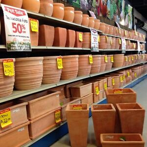 Terracotta Pots 1/2 Price Point Clare Gosford Area Preview