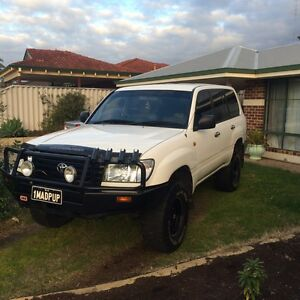 2003 Toyota Land Cruiser 4.2 College Grove Bunbury Area Preview