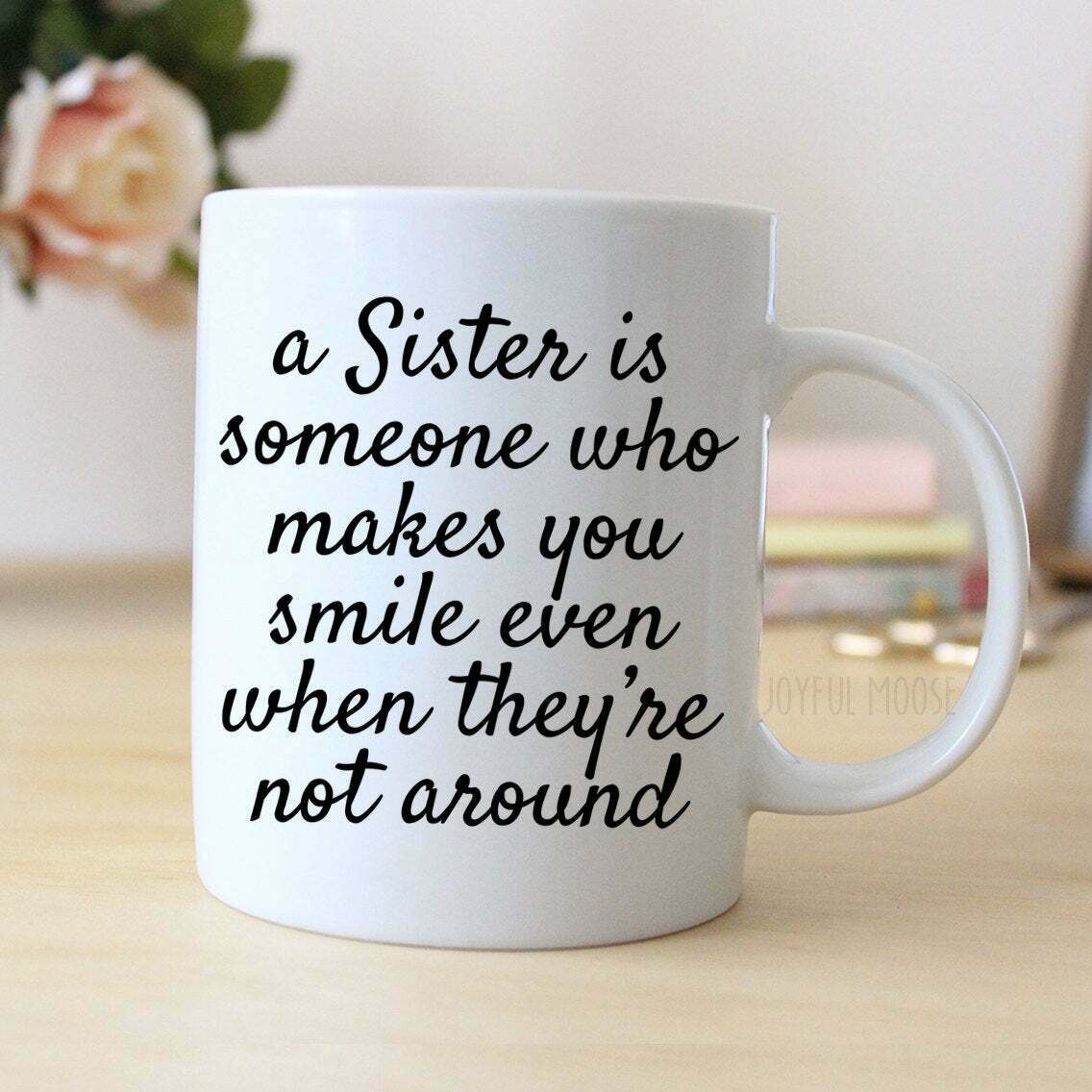 Sister Coffee Mug Coffee Mug For Sister Sister Gift Coffee M