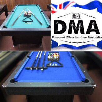 $999 Brand New Deluxe 7ft Pool table With Accessories