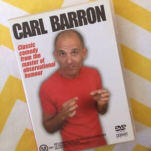 Carl Baron DVD Jerrabomberra Queanbeyan Area Preview