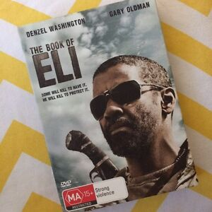 The Book of Eli DVD Jerrabomberra Queanbeyan Area Preview