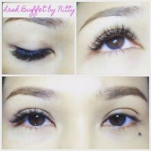Eyelash extensions in Pimpama, North of Gold Coast Beenleigh Logan Area Preview