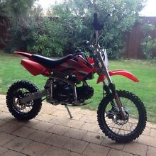 2015 Atomik 125cc Thumpstar Pitbike Mullaloo Joondalup Area Preview