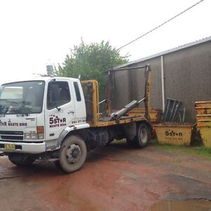 5 STAR SKIP BINS! HIRE NOW Pagewood Botany Bay Area Preview