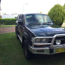 1995 GXL 80 series Land Cruiser Redhead Lake Macquarie Area Preview