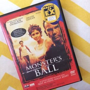 Monsters Ball DVD Jerrabomberra Queanbeyan Area Preview
